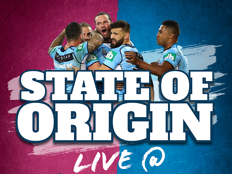 State of Origin (10th of July)